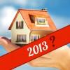 Que vous réserve le secteur de l'immobilier en 2013 ?