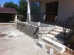 comment faire une extension de terrasse en bois blog ns immobilier. Black Bedroom Furniture Sets. Home Design Ideas