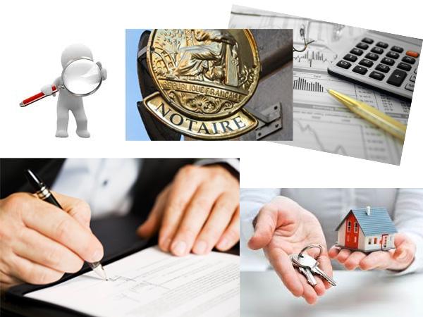 Les étapes du processus d'achat d'un bien immobilier